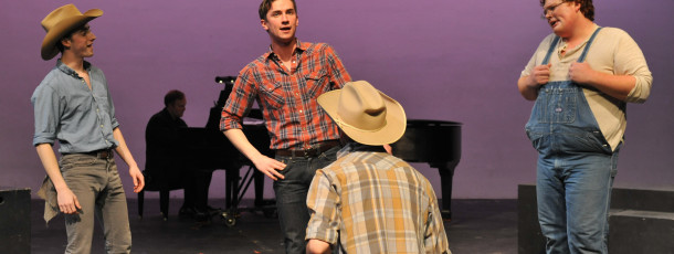 110 in the Shade @ OCU Music Theater Co.