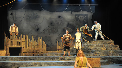 Treasure Island @ Oklahoma Children's Theatre