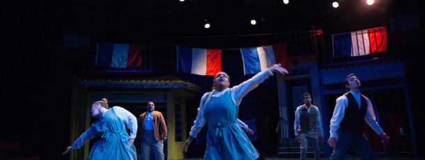 STILL: Louis Braille, The Musical (Hangar Theatre)