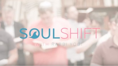 "VIDEO: ""Soul Shift with Rabbi Yogi"" – Promo"